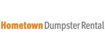 Hometown Dumpster Rental