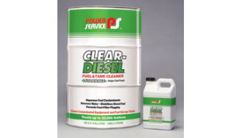 Clear-Diesel® Fuel & Tank Cleaner