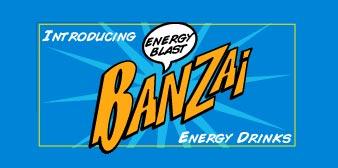 Banzai Energy Blast
